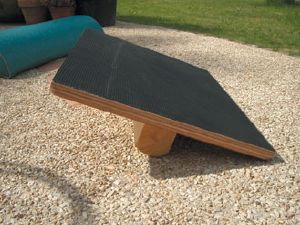 plateau d 39 equilibre rectangulaire. Black Bedroom Furniture Sets. Home Design Ideas