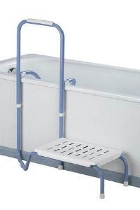 poignee de baignoire avec marche pied balneo 200. Black Bedroom Furniture Sets. Home Design Ideas