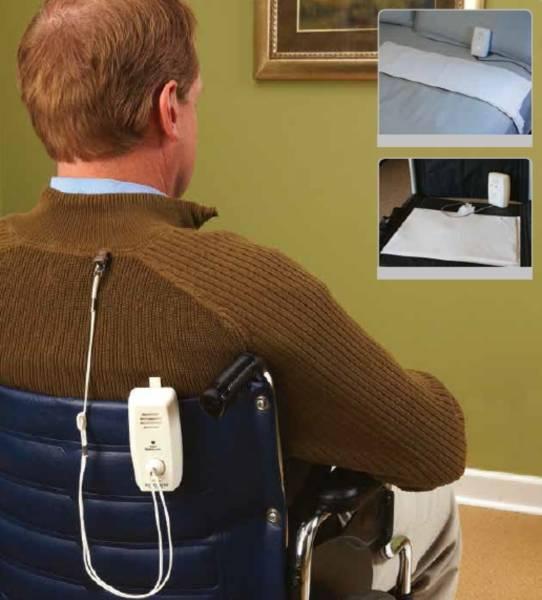 detecteur de chute et de mouvement. Black Bedroom Furniture Sets. Home Design Ideas