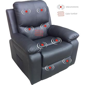 Fauteuil de repos electrique fauteuil releveur - Fauteuil electrique massant chauffant ...