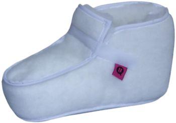 Chaussons anti escarres ubio blancs - Protection platre douche ...
