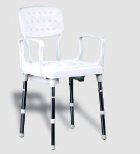 chaises de douche sans roulette. Black Bedroom Furniture Sets. Home Design Ideas