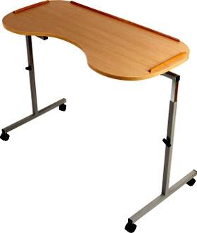 Tables de lit panier d 39 achat toutes les categories Table d appoint reglable en hauteur
