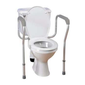 cadre appui pour les toilettes seniors handicap. Black Bedroom Furniture Sets. Home Design Ideas