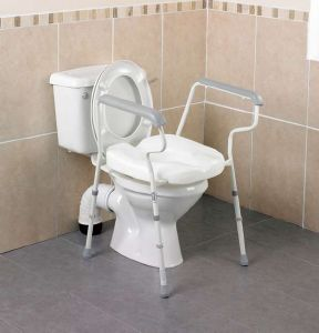 Cadre toilettes Luxe Elite Stirling