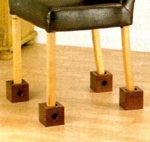 surelever les meubles chaises fauteuils ou lits boutique en ligne materiel medical handicap. Black Bedroom Furniture Sets. Home Design Ideas