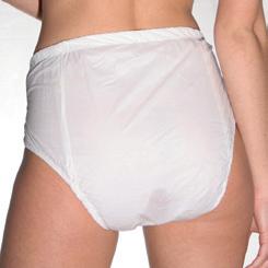 Culottes slip incontinence l g re mod r e mat riel - Femme qui porte une couche ...