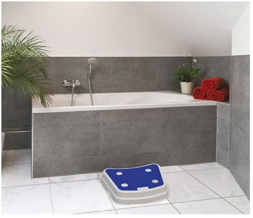 marchepied en plastique pour salle de bain. Black Bedroom Furniture Sets. Home Design Ideas