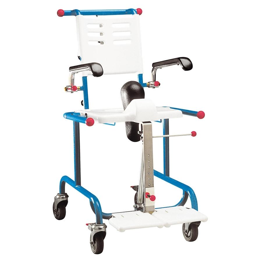 Triptilt chaise de douche et toilettes inclinable pour enfants - Chaise de douche inclinable ...